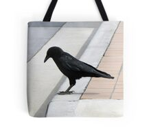 waiting at Z corner Tote Bag