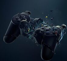 Controller out of control by Nicoke Saunders
