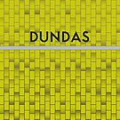 DUNDAS Subway Station by Daniel McLaren