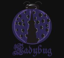 Purple Ladybug2 Children T-shirt Kids Clothes
