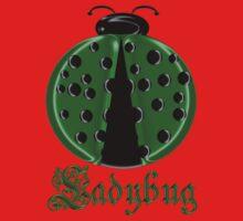 Green Ladybug4 Children T-shirt Kids Tee
