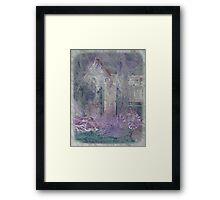 ~ A Place Where Dreams Live ~ Framed Print