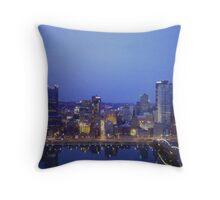 Mt. Washington Throw Pillow
