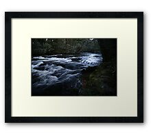 Stream...of dreams Framed Print