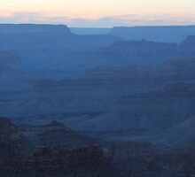 Grand Canyon at Sunset by cocot101