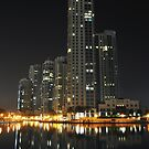 Downtown Dubai by Joseph Najm