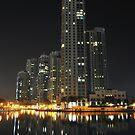 Downtown Dubai by Joseph Najm