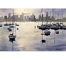 Williamstown Sunrise, Melbourne Photographic Print