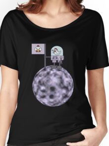 Space Chicken Conqueror Women's Relaxed Fit T-Shirt