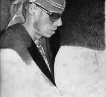Preston - In Progress step 9 by David J. Vanderpool