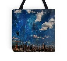 The City in Which I Love You Tote Bag