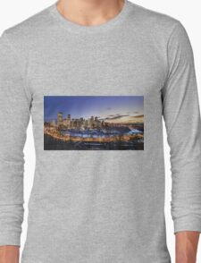 Edge Of  The Night Long Sleeve T-Shirt