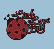 Little Love Bug Kids Tee
