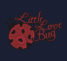 Little Love Bug One Piece - Long Sleeve