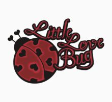 Little Love Bug One Piece - Short Sleeve