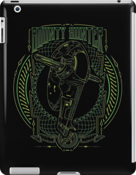 Bounty Hunter by buzatron