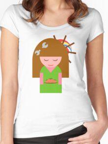 Kaylee Frye Women's Fitted Scoop T-Shirt