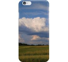 I can see for miles iPhone Case/Skin