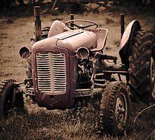 Du Tracteur by Darren Allen