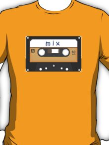 Awesome Music Mix Tape - Vintage design T-Shirt