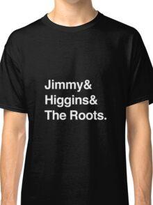 TSJF line-up Classic T-Shirt