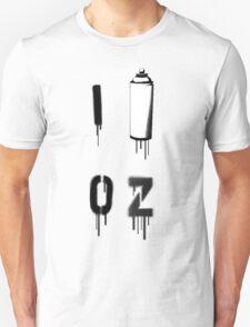 I PAINT OZ T-Shirt