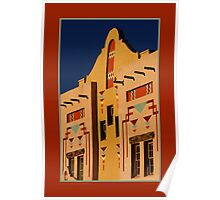 Colors #2 - Silver City, New Mexico Poster