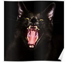 Vampire Kitty Poster