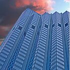 High Rise Office Building by Buckwhite