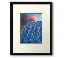 High Rise Office Building Framed Print