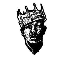 King of Rap 2015 Urban Art Photographic Print