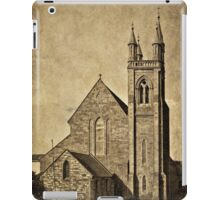 Church of Mary Immaculate iPad Case/Skin