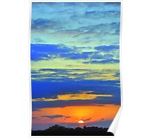 end of the day Poster