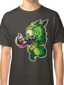 Oh No! Cupcake Monster Classic T-Shirt
