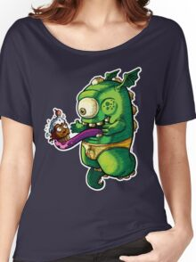 Oh No! Cupcake Monster Women's Relaxed Fit T-Shirt
