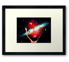A Star Is Bored Framed Print