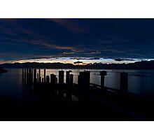 Harbor Kaikoura Photographic Print
