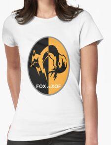 Metal Gear FOX vs XOF Art T-Shirt