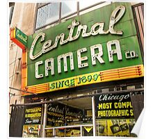 central camera Poster