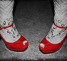 The Red Shoes by Kollaps-PQ