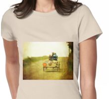 Now That's Economy Womens Fitted T-Shirt
