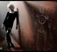 Gothic Photography Series 135 by Ian Sokoliwski