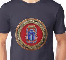 Sacred Egyptian Scarab Unisex T-Shirt