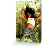 :::Bendable::: Greeting Card