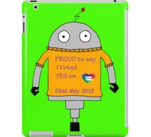 Marriage Equality 22nd May 2015 Ireland iPad Case/Skin
