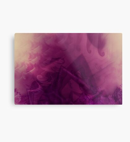 The Strength Within Metal Print