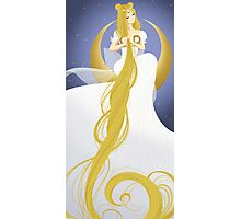 Princess Moon Photographic Print