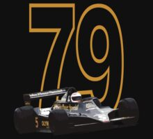 1978-1979 Lotus 79 Formula One by inmotionphotog