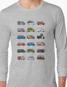 It would have been cooler as a Van (2) Long Sleeve T-Shirt