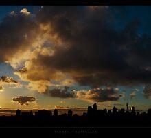 Sydney Sunset by Ben Walker